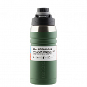 Термос Igloo Logan dark green 1л